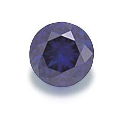 Syn. Blue Sapphire (4mm...