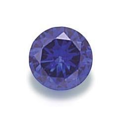 Syn. Blue Spinel (4mm...