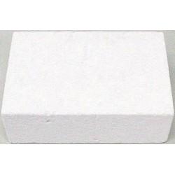 Thick Heat Resistant Fiber Brick