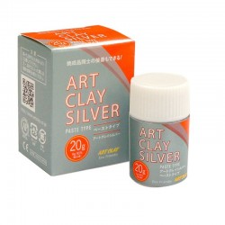 Art Clay Silver 650 Paste New Formula / 20g